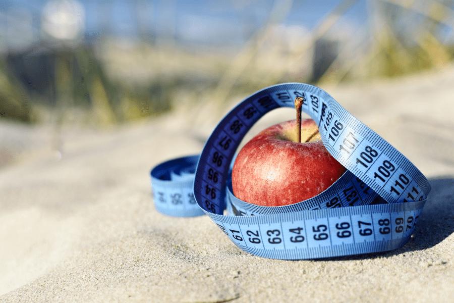 Gewichtsabnahme effektiv