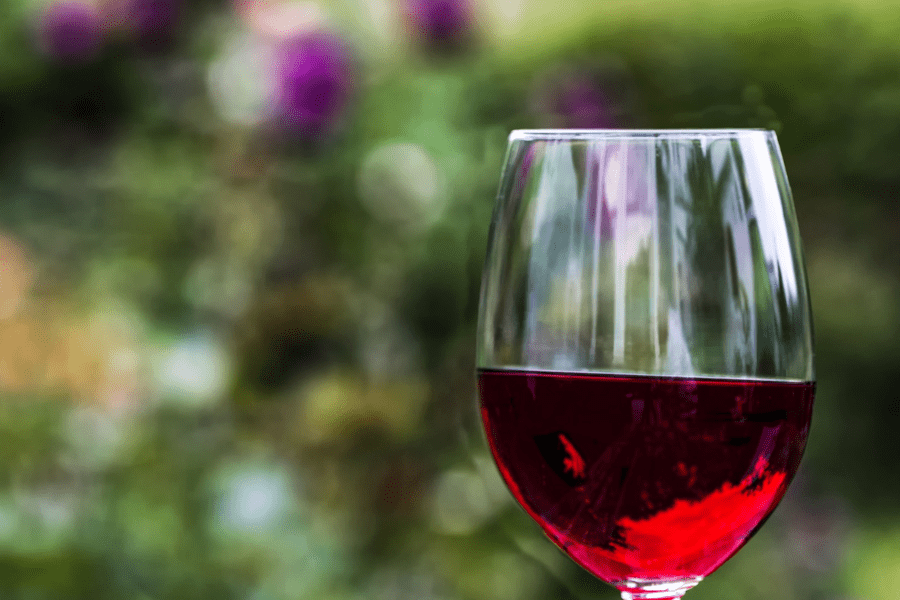 Weinglas Histaminintoleranz