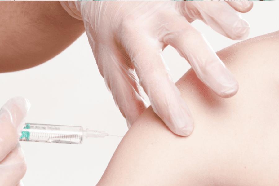 Impfung Impfnadel